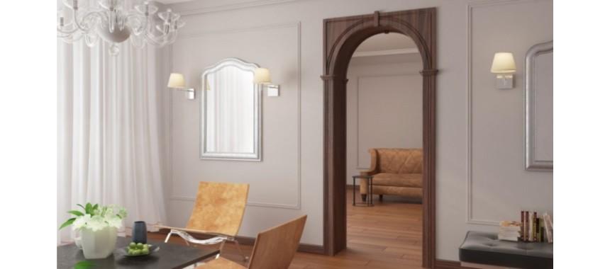 Дверные арки и порталы Bravo Экошпон