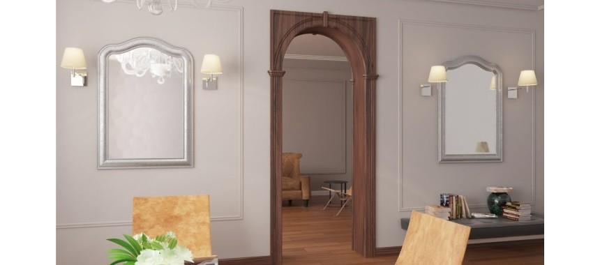 Дверные арки и порталы Эмалит