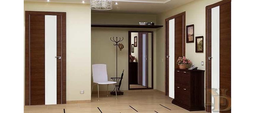 Складные двери Эко Шпон Porta X