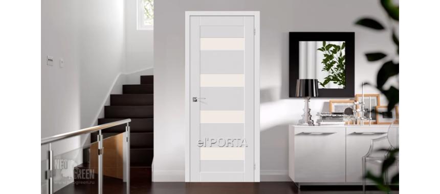 Межкомнатные двери Legno