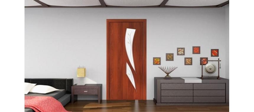 Межкомнатные двери 3D-Graf Master