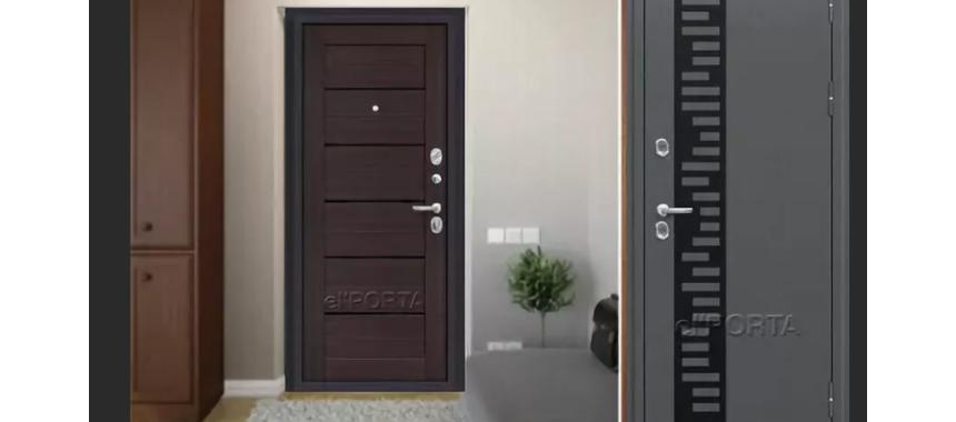 Входные двери Оптим Термо (Россия)