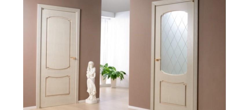 Эмалированные двери Серия Skinny