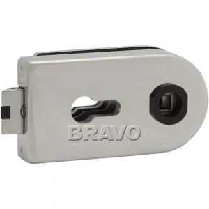 Замок Bravo MP-600-CL C Хром