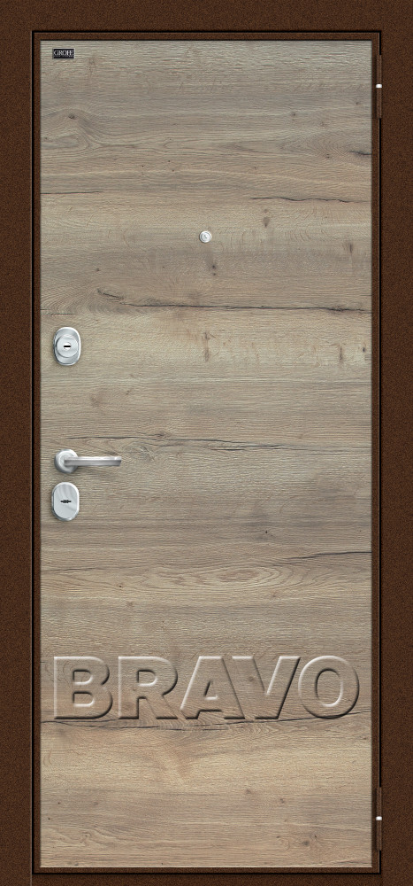 GROFF Т3-300 Tobacco Oak/Natural Oak
