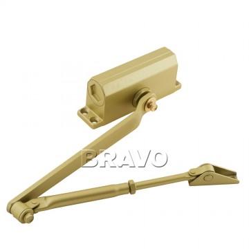 Доводчик DC60 (II) золото.